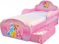 Disney Princess Lastensängyt : Disney Princess Juniorisänky ja patja - Disney Prinsesser børneseng 657706