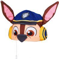 Paw Patrol : Paw Patrol Chase hörlursmössan - Paw Patrol headphones 659908