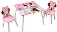 Bord och stolar : Minnie Mouse Bord och bord - Disney Minnie Børnemøbler 661642