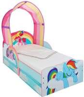 Sängar för barn : My Little Pony juniorsäng m. madrass - My Little Pony Børnemøbler 663608