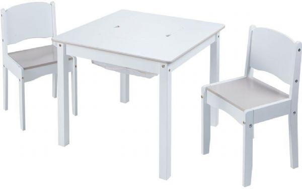 Bord og Stole Sæt Klassisk
