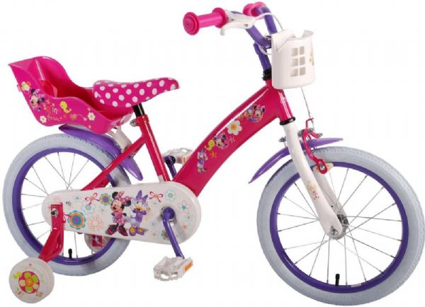 Image of Minnie Mouse Børnecykel 16 tommer (261-031626C)