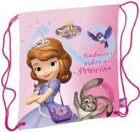 Sofia den Første : Sofia Den Første gymnastikpose - Disney Sofia Skoletasker og tasker 32916