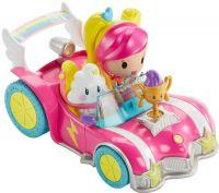 Barbie Video Game Hero : Barbie  Video Game Hero bil og figur - Barbie dukke DTW18