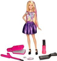Barbie Dukker : Barbie D.I.Y. Crimps & Curls - Barbie dukke DWK49