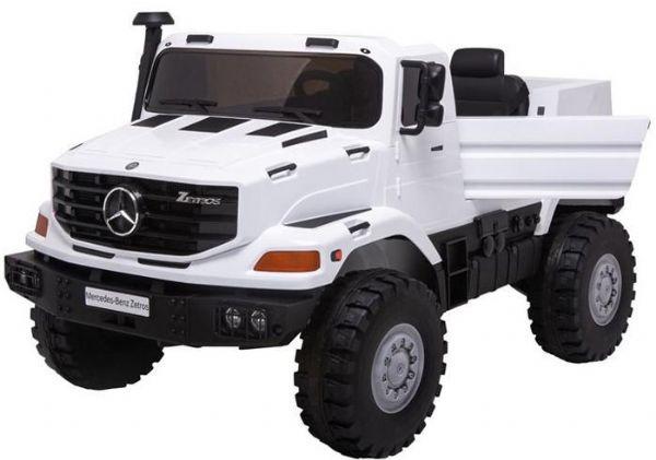 Mercedes Zetros 24VOLT 2X24V - Elbil til børn 000978