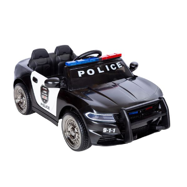 Image of Azeno 12V Politi Bil (291-001289)