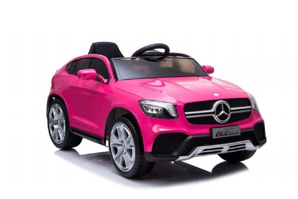 Image of Mercedes GLC Coupe Pink 12 Volt (291-001999)