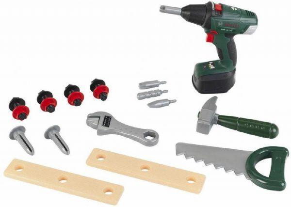 Kända Verktygslåda barn Klassisk - Bosch verktyg 8520 Shop - Eurotoys CE-59