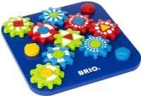 Brio Trælegetøj : Cogwheel Puzzle - Brio legetøj 30188