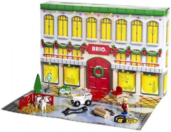 Nerf Weihnachtskalender.Brio Adventskalender 33877 Brio 2017 Advent Calendar 33877 Shop
