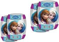 Sykkelhjelm : Elbow & knee pads Frozen - Frozen beskyttelsessæt  240094