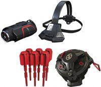 Spy Gear : Spy Gear Natkikkert og Pilevogter - Spy Gear Sport og spil 63758 + 63748