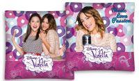 Violetta : Violetta pudebetræk 40x40 - Violetta Sengetøj 004251