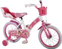 Violetta : Violetta Børnecykel 16 tommer - Disney Violetta Børnecykel 51664