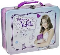 Violetta : Violetta madkasse tinbox - Violette madkasse 506667