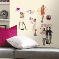 Violetta : Violetta wallsticker - Violetta wallsticker  RMKINT2640SCS