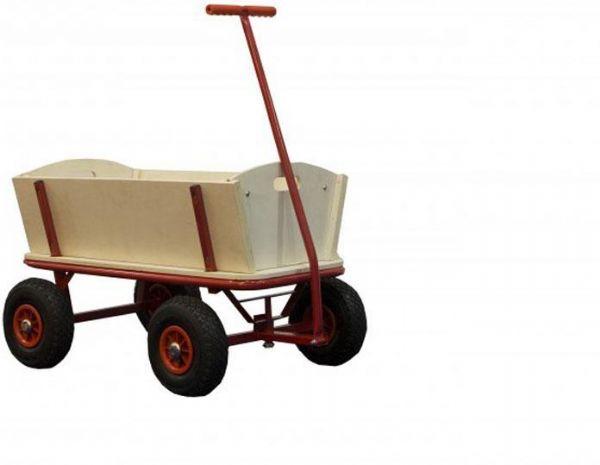 Image of Trækvogn billy rød (322-093610)