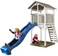 Lekehus : Legetårn med rutchebane - Sunny Beach Tower Basic 501600