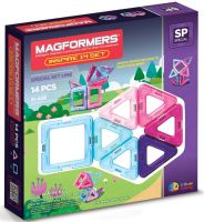 Magformers byggeklodser : Magformers Inspire 14 Set - Magformers 003023