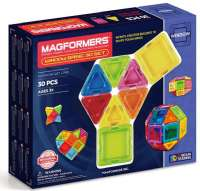 Magformers byggeklodser : Magformers Window Basic 30 Sæt - Magformers 3039
