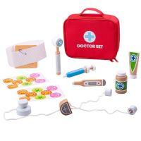 Tidlo : Doktor kuffert - Tidlo læge udklædning 004077