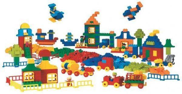 Lego Förvaring Huvud Stort ~ Stort Lego Duplo Start Sett Lego Education 9090 Shop Eurotoys Leker online