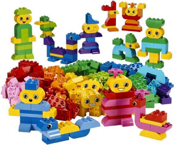 Byg Dine Følelser Lego Duplo Education 45018 Shop Eurotoys
