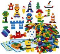 Lego Byggklossar : Jätte Kreativt Klossett - Lego Education 45020