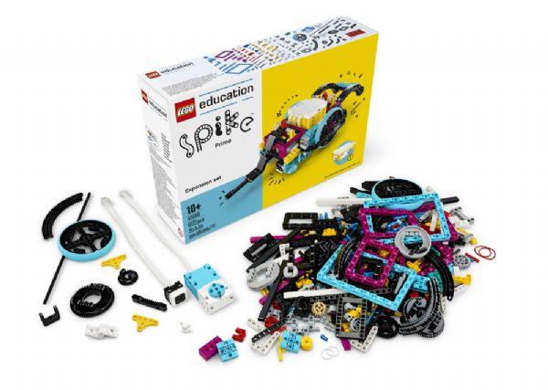 Image of Lego SPIKE Prime-udvidelsessæt (36-045680)