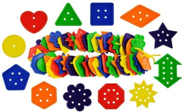 Image of Geometri og tal sæt 444 dele (380-670194)