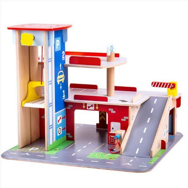 Image of Parkerings garage (380-711538)