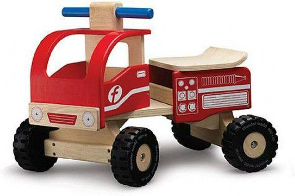 Gåvogn Brandbil