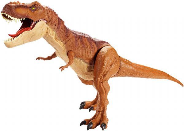 Image of Jurassic World Colossal Tyrannousaurus R (394-0FMM63)