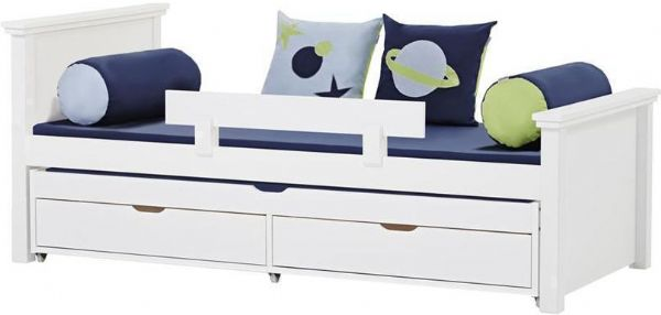 Deluxe Bett mit ausziehbarem Bett 90x200 cm - Hoppekids ...