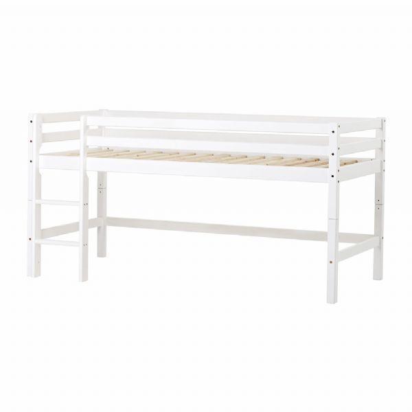BASIC Delbar Halvhøj seng 90x200 cm