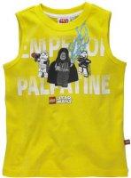 Lego Wear / Lego Tøj / Legotøj Star Wars : Lego Wear Star Wars T-shirt - Børnetøj Forest yellow tel 502228