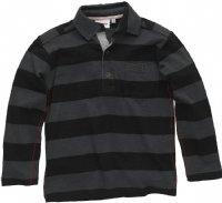 Lego Wear / Lego Tøj / Legotøj Polo Shirt : Lego Wear Ninjago Polo Shirt - Børnetøj Dark Grey 12687-990