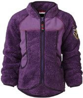 Lego Wear / Lego Tøj / Legotøj Cardigan : Lego Wear Friends Cardigan - Børnetøj Savanna 102  - Purple 15589-634