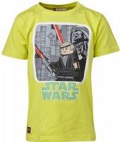 Lego Wear : Lego Wear Star Wars T-shirt - Børnetøj Tristan 550-219