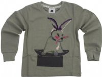920c2c01080 Hollys Børnetøj - Stone #018613 box Hollys Long sleeve T- shirt Junior 116 c