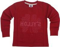 Hollys : Hollys Long sleeve T-Shirt Junior - Hollys Børnetøj - Red #018200