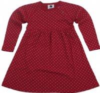 Hollys : Hollys Kjole Baby - Hollys Børnetøj - Classic Red #004654