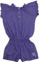 Buksedragt : Minymo Shirley Buksedragt - Børnetøj Cold Lilac 111-76-207-77644