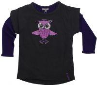Minymo : Minymo T-shirt med ærmer - Børnetøj Aura 115-73-855-72890
