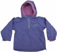 Jakke : Minymo Forårsjakke - Børnetøj Blue Iris 120-74-0110-77643