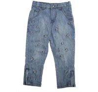 Minymo : Minymo bukser - Børnetøj Bleached Gray 121-73-0267-79081