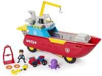 Laivat : Ryhmä Hau Sea Patroller laiva - Paw Patrol redningsbåd 6037846