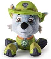Gosedjur : Paw Patrol Jungle Rocky Plush 20 cm. - Paw Patrol Plys 20074569