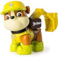 Figurer : Paw Patrol Rubble Jungle Rescue - Paw patrol Jungle Rescue 75126